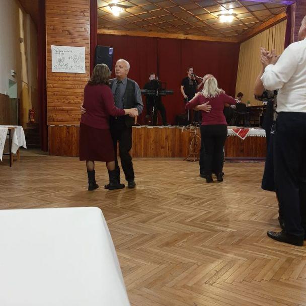 Posedenie s dôchodcami 2019