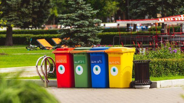 Úroveň vytriedenia komunálnych odpadov na rok 2020