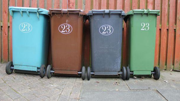 Odpady v roku 2021 - zmena